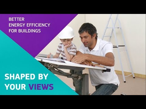 New rules on energy performance for buildings: shaped by your views