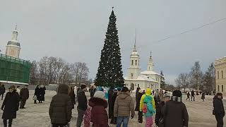 Рождество в г.Вологда. 07.01.19 г.