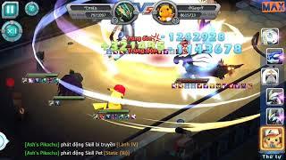 Poke Đại Chiến #64「MAX's」  Ash Pikachu Sức Mạnh Thay Thế