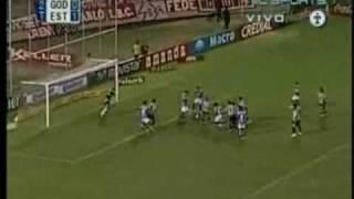 Godoy Cruz 2 Estudiantes 1 - Apertura 2008