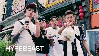 Meet the Higher Brothers, the Hottest Rappers in China