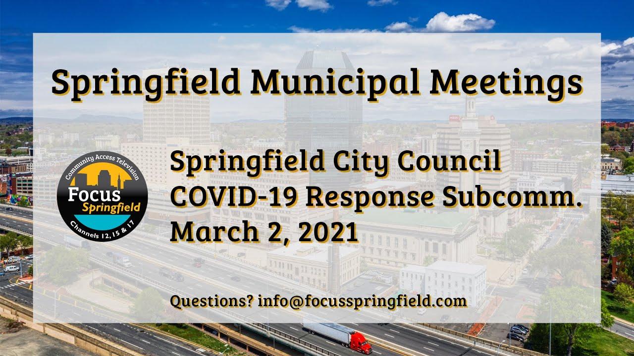 Councilor Lederman Convenes COVID-19 Response Committee Meeting on Housing Impact