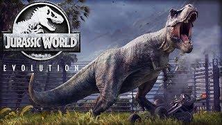 🦕 HAMAROSAN AZ UTOLSÓ SZIGETEN | Jurassic World Evolution