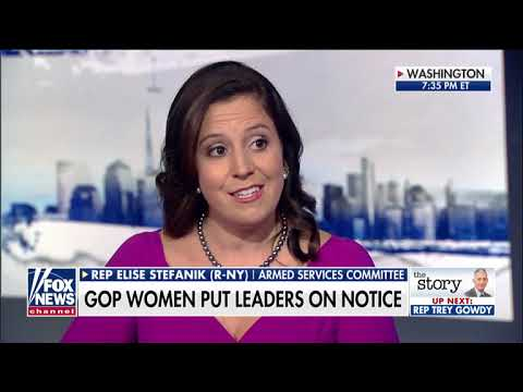By elevating Elise Stefanik, the GOP has changed nothing - The ...