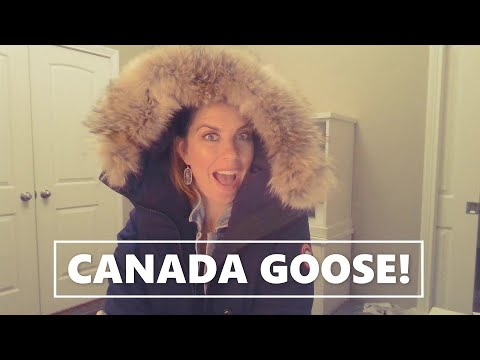 Is CANADA GOOSE Worth The Money And How To Spot A FAKE!!!
