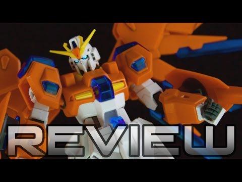 HGBF 1/144 BN-876 Scramble Gundam - GUNDAM BUILD FIGHTERS TRY - Gunpla Review スクランブルガンダム