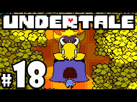 UNDERTALE Blind Gameplay Playthrough PART 18 - New Home, Sans's Judgment, King Asgore Dreemurr