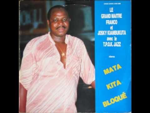 Kita - Mata - Bloqué (Josky Kiambukuta) - T.P. O.K. Jazz 1987