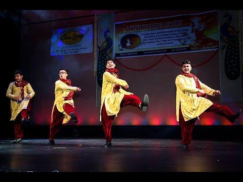 Velmuruga (Naran) Sowparnika Dance Academy Boys Group