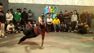 Holy Battle Lines (Nepal) Vs BGirl Crew | Semi Final | Beat The Culture 2018 | Delhi