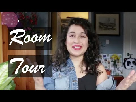 My Room Tour | Indian Girl In Canada