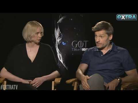 Gwendoline Christie and Nikolaj Coster-Waldau and the Characters They Wish Hadn