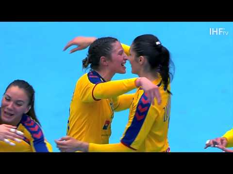 Senegal 24:29 Romania (Group C) | IHFtv - Japan 2019