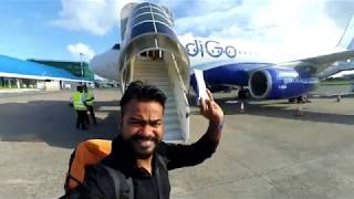 Maldives Airport Security Process Currency Exchange  Duty Free Shopping
