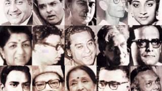 Ramaya wasta waya - Muhammad Rafi and Lata Mangeshkar