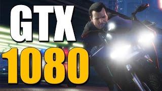 GTX 1080: Grand Theft Auto 5 Gameplay 4K Ultra Settings