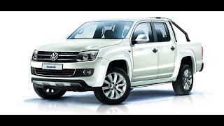 Volkswagen Amarok swap 3UZ начало.