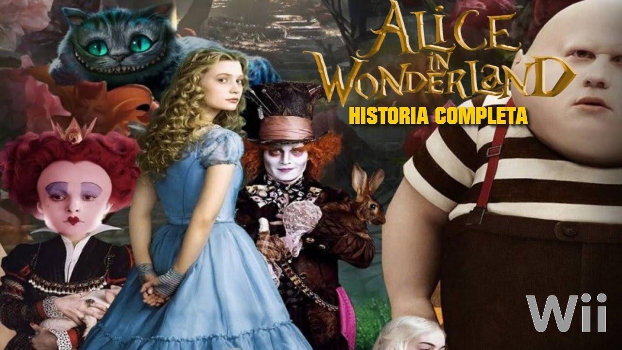 Alicia En El Pais De Las Maravillas Peliculas Completas En Espanol Peliculas Completas Peliculas Pais De Las Maravillas