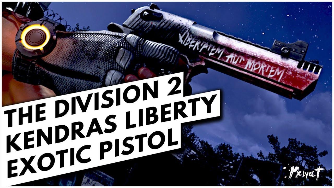 liberty exotic pistol