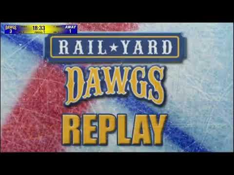1/12/2018 - Riley Spraggs vs. Ryan Patsch