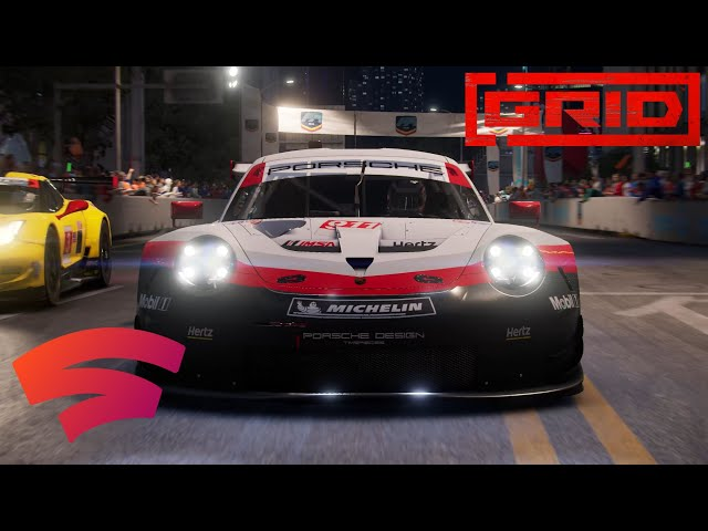 GRID | Stadia Launch Trailer