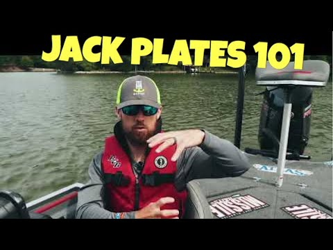JACK PLATES 101 - How And Why To Adjust
