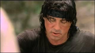 "John Rambo |BTS| Deleted Scenes #4 ""The Sarah's Wound"" (Sub. Spanish)"
