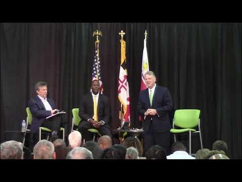 NAACP Howard County Executive Debate October 4 2018