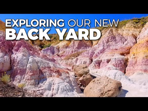 Magical Paint Mines - Exploring Colorful Colorado - Hiking Tips