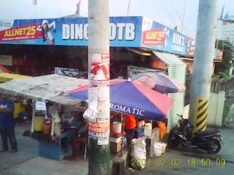 Bus Ride from Balintawak to Walter Mart Santa Maria