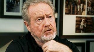Ridley Scott talks Prometheus with Geoff Boucher - Hero Complex: The Show