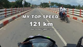 Honda CB Trigger 150 Best Top Speed on Bangladesh - Roman Raihan Admin Of Jessore Riders