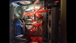 RTX 2080 Ti Hybrid Cooling, NZXT Kraken G10 + Kraken X41 AIO, Temperature Test | Intel i9 9900K 5GHz