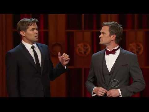 2013 Tonys  Funny Duet