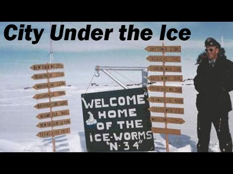 Top Secret US Military Base in Greenland | City Under the Ice: Camp Century | Documentary | 1963