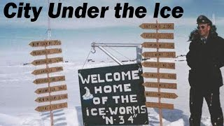 Top Secret US Military Base in Greenland   City Under the Ice:…