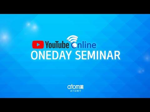 One Day Seminar Online - Atomy Philippines