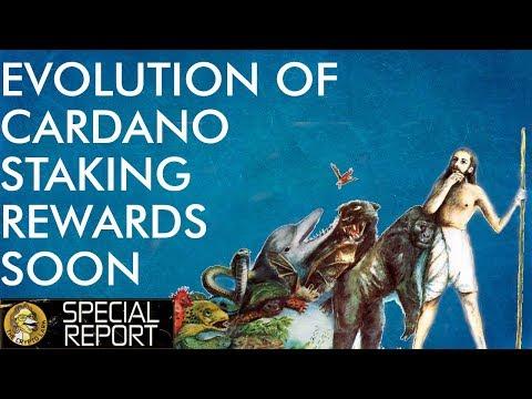 Cardano Evolution A Step Closer to Passive Income Crypto Rewards