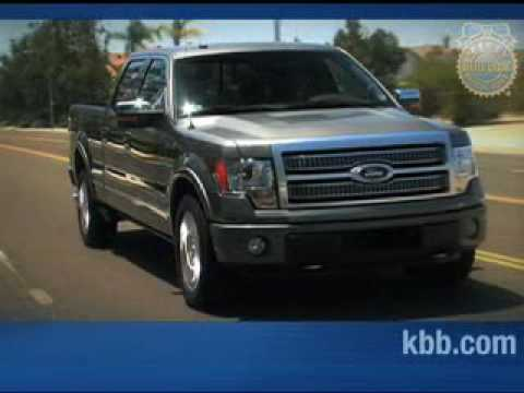 2010 Ford F-150 Review - Kelley Blue Book