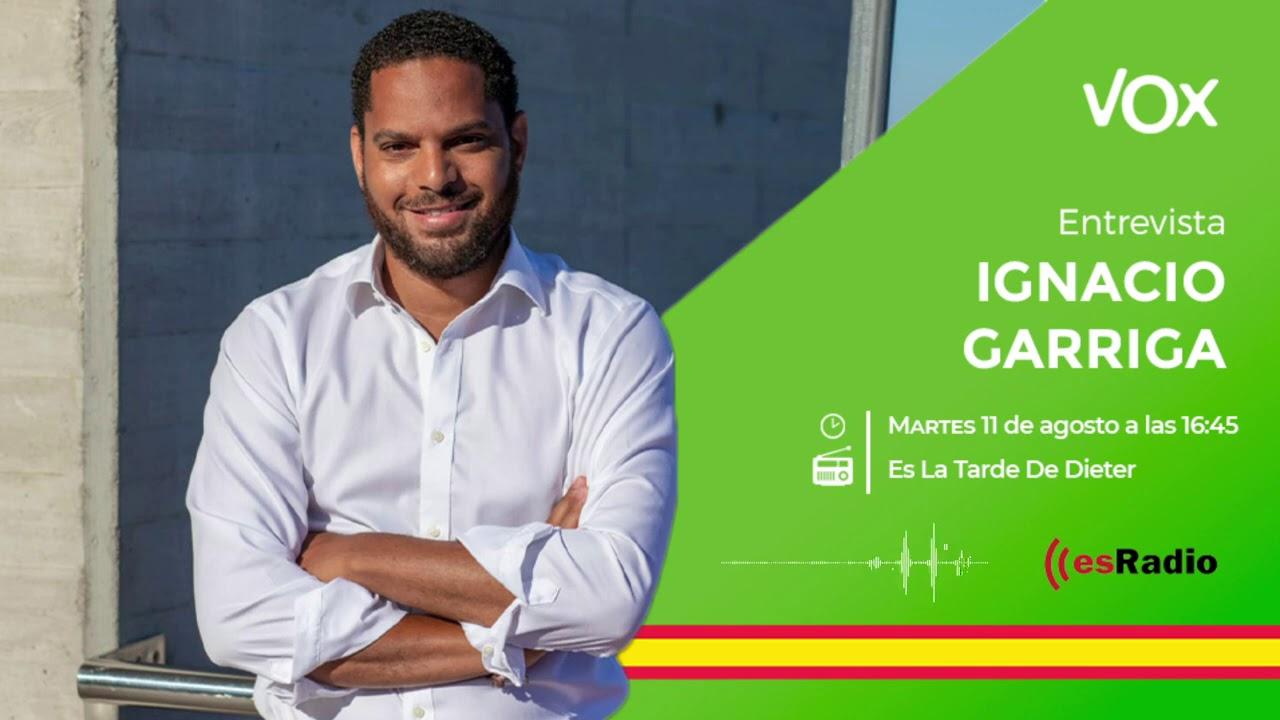 Entrevista a Ignacio Garriga en Es Radio
