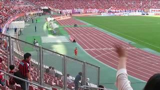 2017年5月20日(土) J1リーグ第12節 アルビレックス新潟vs北海道コン...