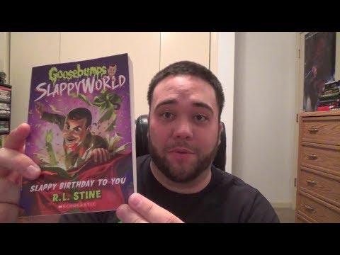 Goosebumps: SlappyWorld: Slappy Birthday To You - Book Review