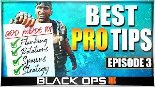 99% ARE PLAYING BO4 WRONG - Best Pro Tips To Give You The Edge! #3 (How to Improve COD BO4)