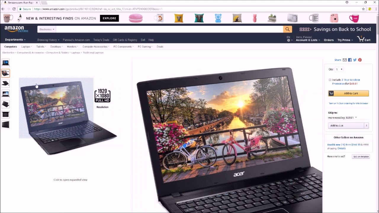 How I got a FREE Laptop from Amazon!