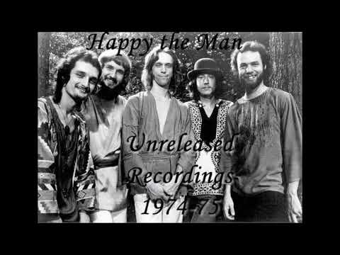 Happy The Man - Open Book Without Words (1975)