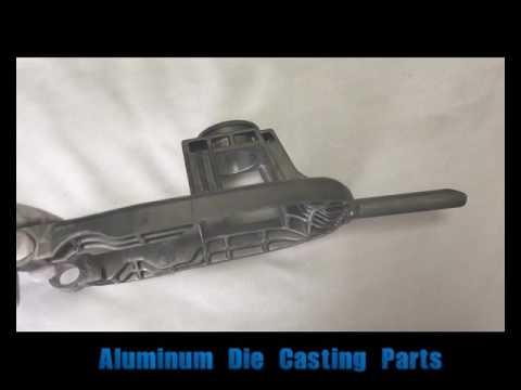 Weser Qingdao aluminum alloy  die casting parts