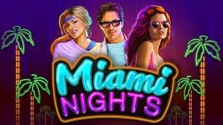 Miami Nights - Booming Games