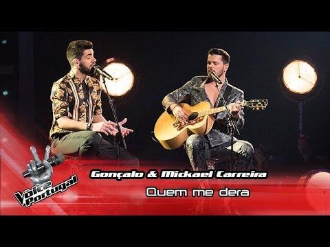 Mickael Carreira & Gonçalo Lopes - 'Quem me dera'   Final   The Voice Portugal