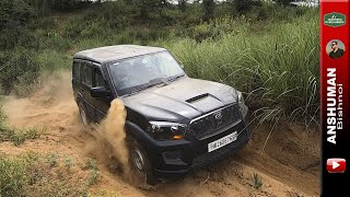 Scorpio 4wd, Endeavour, Duster AWD, V-Cross, Gypsy: Weekend Offroading