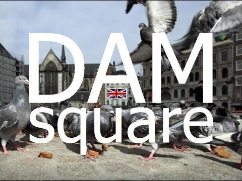 Dam Square Amsterdam: the history - sightseeing,tourist information,guided tour,bike tours,expats